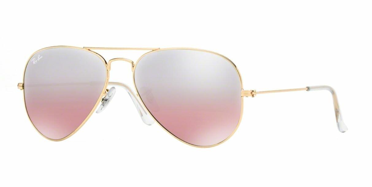 Slnečné okuliare RayBan - Ray-Ban Aviator RB 3025 001 3E feecd9c92f4