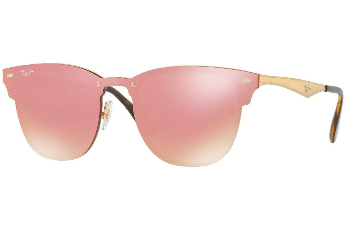 Slnečné okuliare RayBan - Ray-Ban RB Blaze Clubmaster 3576N 043 E4 6bfdca06180