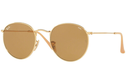 Ray-Ban Round Metal RB 3447 90644I