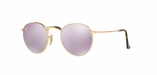 Ray-Ban Round Metal RB 3447N 001/80