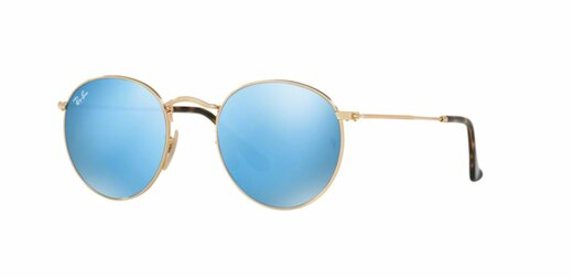 Ray-Ban Round Metal RB 3447N 001/90